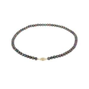SAUTOIR ET COLLIER Craze collier de femmes de 18 pouces avec perle de