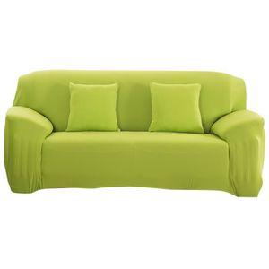 housse de canapé vert Housse de canape verte   Achat / Vente pas cher housse de canapé vert