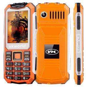 Téléphone portable Téléphone VKworld Stone V3S, Antichoc étanche,2G,