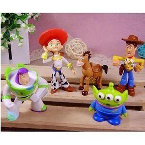 POUPÉE YSF@ Toy Story 3 main pour faire 5 pièces modèle B