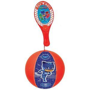 BALLE - BOULE - BALLON 1 tap ball   Raquette + ballon 20cm   Motif Pyjmas