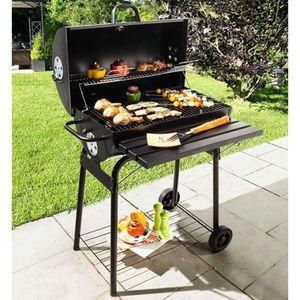 barbecue tonneau achat vente barbecue tonneau pas cher soldes d s le 10 janvier cdiscount. Black Bedroom Furniture Sets. Home Design Ideas