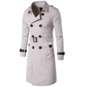 Imperméable - Trench Trench homme long de Marque Trench-coat slim print