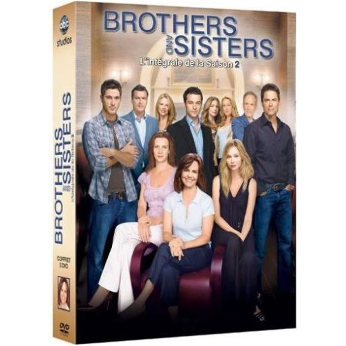 DVD Brothers and sisters, saison 2