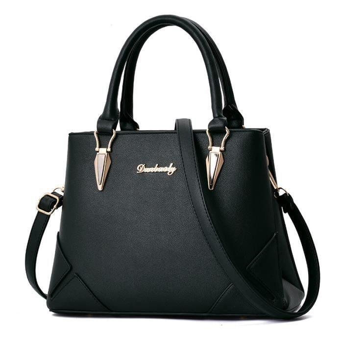 Sac à main sacs de mode Forfait de loisirs Femme Sacs Toutes les Saisons Polyuréthane Cabas pour Décontracté Sports 968