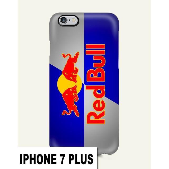 coque iphone 8 plus red bull