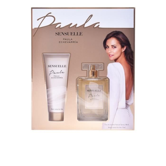 Sensuelle Parfum 2 Echevarria Lote De Paula Pz Eau Qrshdt