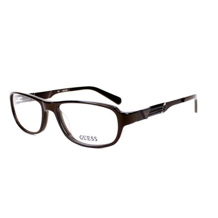 02c34d1c08 Lunettes de vue Guess GU1779 -BRN Marron - Achat / Vente lunettes de ...