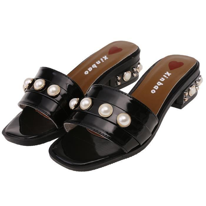 Dansko Chaussures en cuir mules pour femmes P0VND Mul8xHzBNc