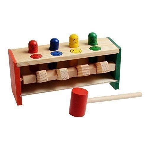jeux en bois avec marteau achat vente jeux et jouets pas chers. Black Bedroom Furniture Sets. Home Design Ideas