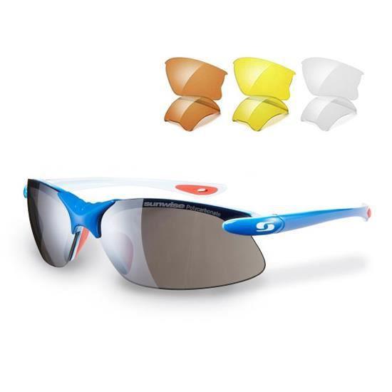 Lunettes de soleil Sunwise Windrush Verres interchangeables - lunettes cyclisme