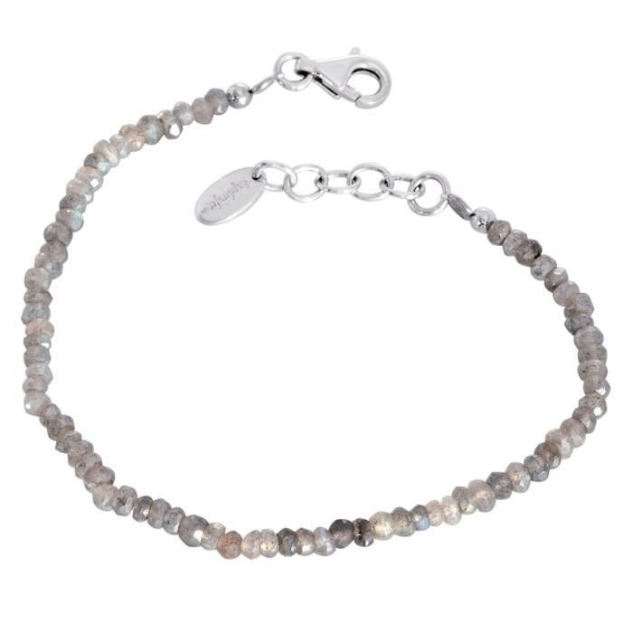 Engelsrufer - Engelsrufer ERB-20-LA Bracelet Femme Argent Gris 20 cm Réf 60092
