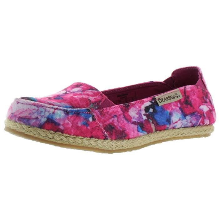 Femmes Bearpaw Chaussures Loafer