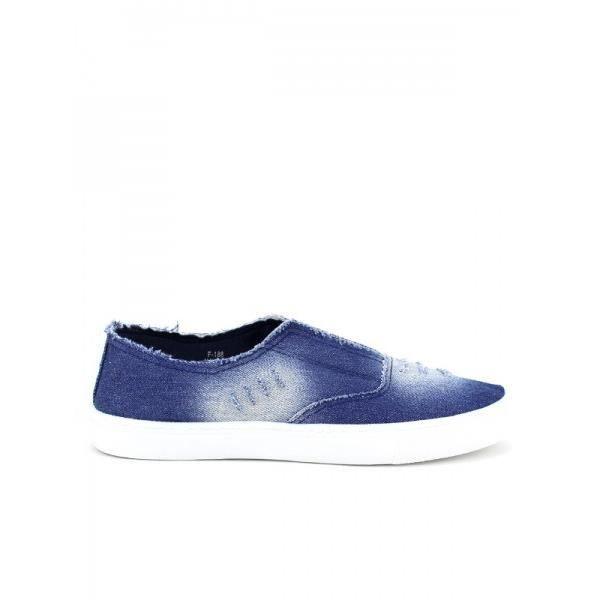 Baskets Bleu Chaussures Femme, Cendriyon