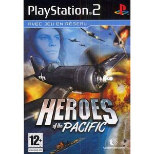 JEU PS2 HEROES OF THE PACIFIC / JEU CONSOLE PS2