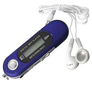 LECTEUR MP3 Lecteur MP3 Mini USB soutien 32G Carte TF avec rad