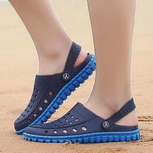 CHAUSSURES DE RANDONNÉE Homme Chaussures de Wading Outdoor trou Chaussures