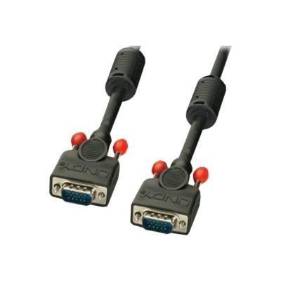 LINDY Câble VGA SLD M/M - 40 m - Noir