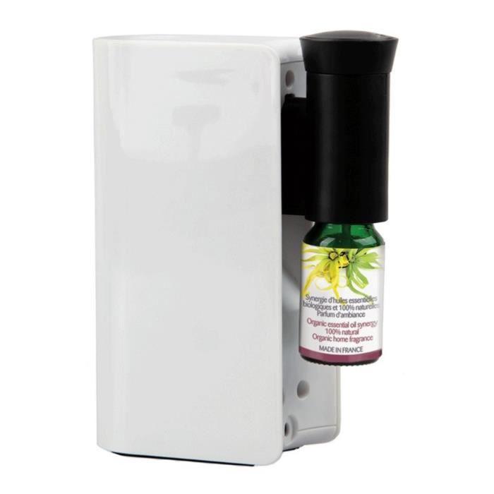 Diffuseur d\'huiles essentielles par nébulisation Libelia - Couleur ...