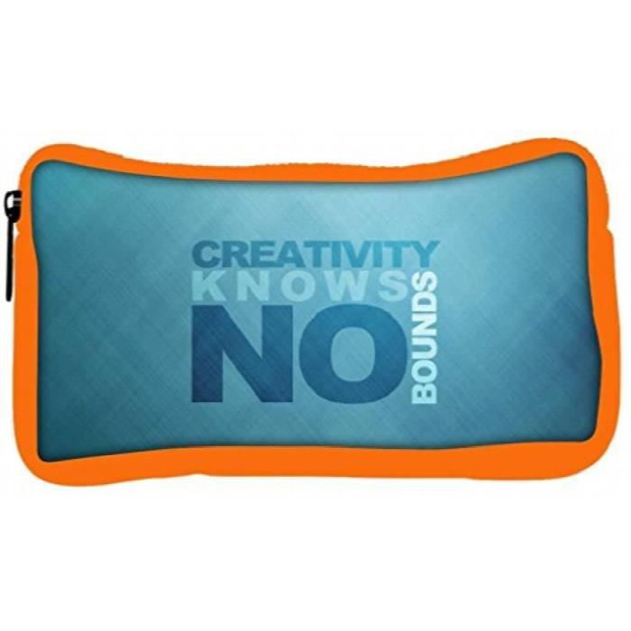 Pochette Cas Eco Étudiant Porte Designer Toile Pen Friendly W6pvg Hommes Créativité monnaie Crayon Knows Bound TTxSgAZOqw