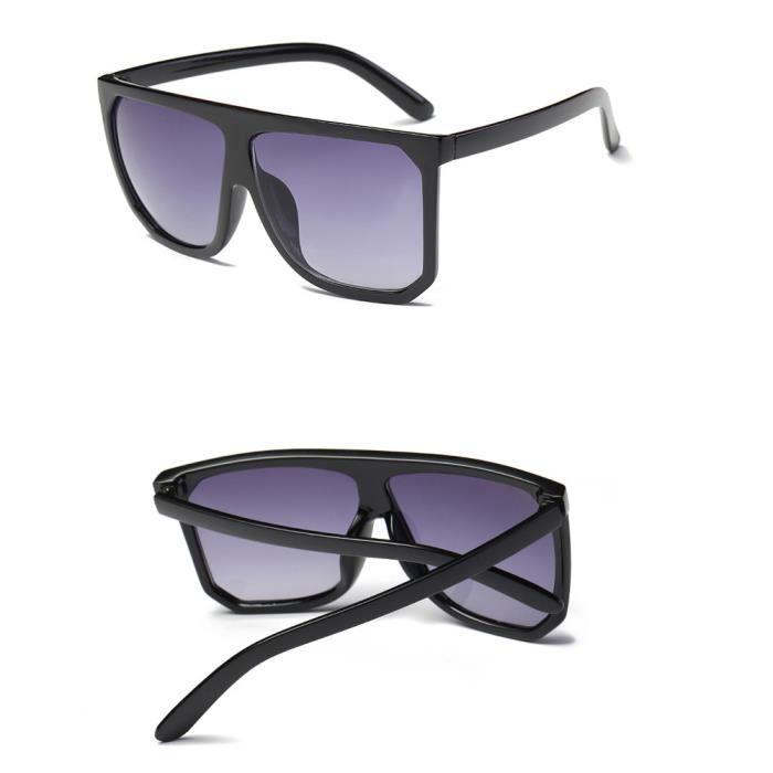 Femmes hommes Vintage rétro cadre lunettes de soleil mode unisexe aviateur D 97f137b8a594