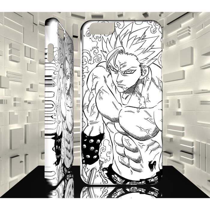 coque iphone xs seven deadly sins