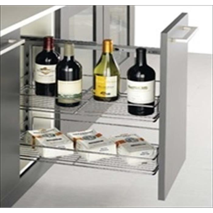 Tiroir encastrable pour placard de cuisine achat vente - Profondeur placard cuisine ...