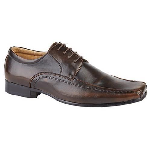 Goor - Chaussures de ville en cuir à lacets - H...