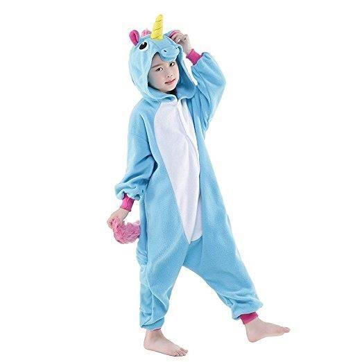 6ff07c713d924 DÉGUISEMENT - PANOPLIE Pyjama Enfants Unisexe Animaux Pyjama Combinaison