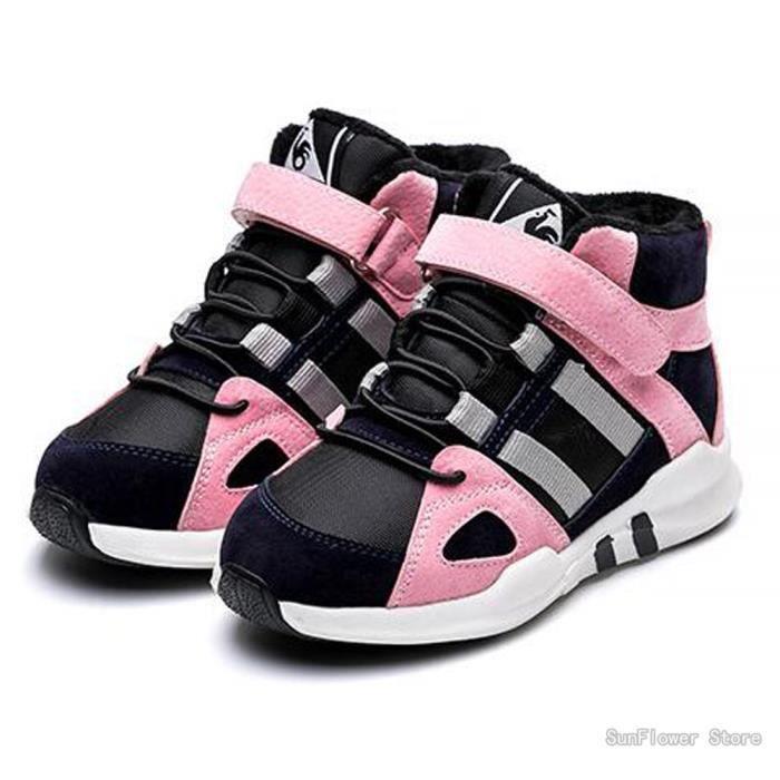 Chaussures de mode pour enfants chaussures de course d'hiver chaussures de sport pour filles p0if1NJVi
