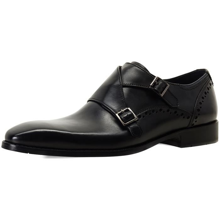 Goodwin Smith Ribchester Monk Strap Homme Chaussures