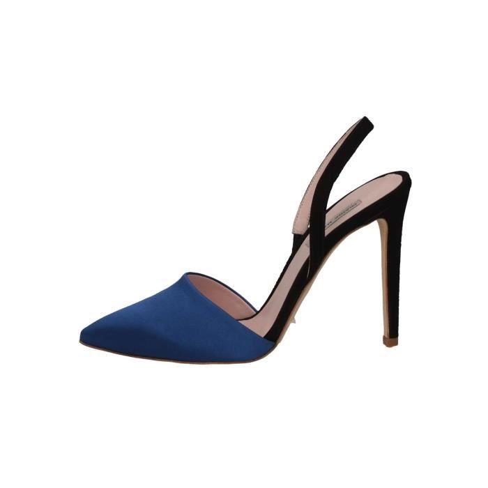 Gianni Marra Escarpins Femme Bleu, 36