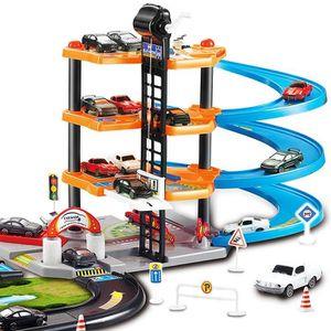 parking voiture enfant achat vente jeux et jouets pas chers. Black Bedroom Furniture Sets. Home Design Ideas