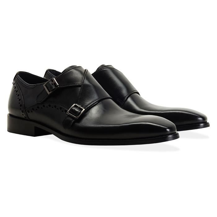 Chaussures Strap Monk Goodwin Ribchester Smith Smith Goodwin Homme PwWq0Xp