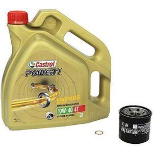 HUILE MOTEUR Castrol 4055029037816 Numéro 1 Changement d`huile