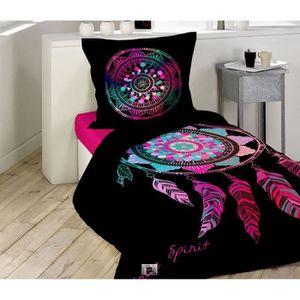 housse de couette attrape reve achat vente housse de couette attrape reve pas cher soldes. Black Bedroom Furniture Sets. Home Design Ideas