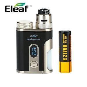 CIGARETTE ÉLECTRONIQUE Cigarette electronique Eleaf iStick Pico Squeeze 2