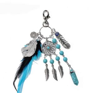 871182317c33 PORTE-CLÉS Porte-clés en argent opale bijoux de mode en pierr