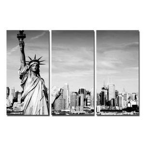 TABLEAU - TOILE Tableau en Toile statue liberté USA 100x60