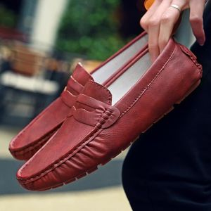 MOCASSIN Chaussures Hommes Casual Mode Hommes Chaussures en