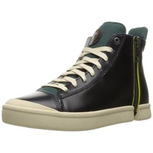 CHAUSSON - PANTOUFLE Diesel Zip-ronde S-nentish Sneaker Mode P9V78 Tail