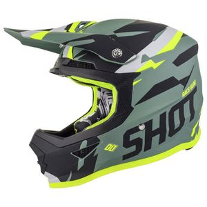 CASQUE MOTO SCOOTER Protections Casques Shot Furious Score
