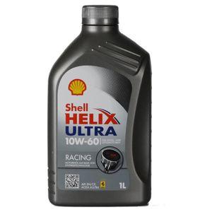 HUILE MOTEUR Huile moteur Shell Helix Ultra 10W-60 Racing  1 Li