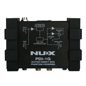 MIXEUR ÉLECTRIQUE NUX PDI-1G DI Boite Boite d'alimentation fantome p