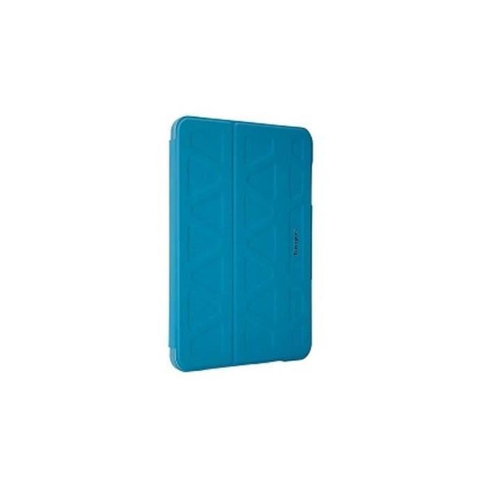 TARGUS Coque de protection 3D pour iPad mini 4,3,2 &1 - Bleu