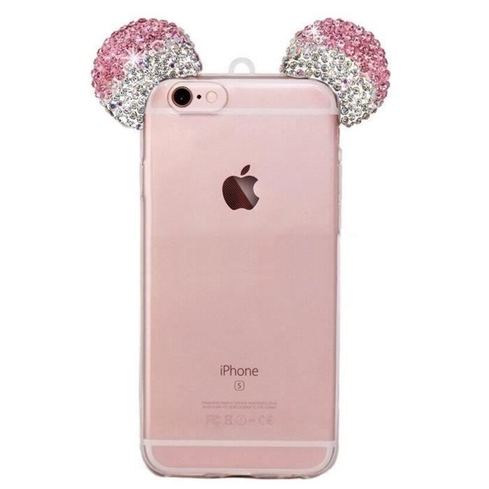 iphone 5 coque oreille