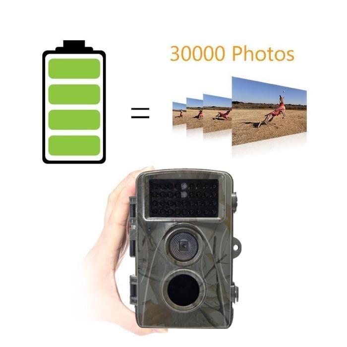 APP. PHOTO MINIATURE Caméras de surveillance infrarouge Chasse Surveill
