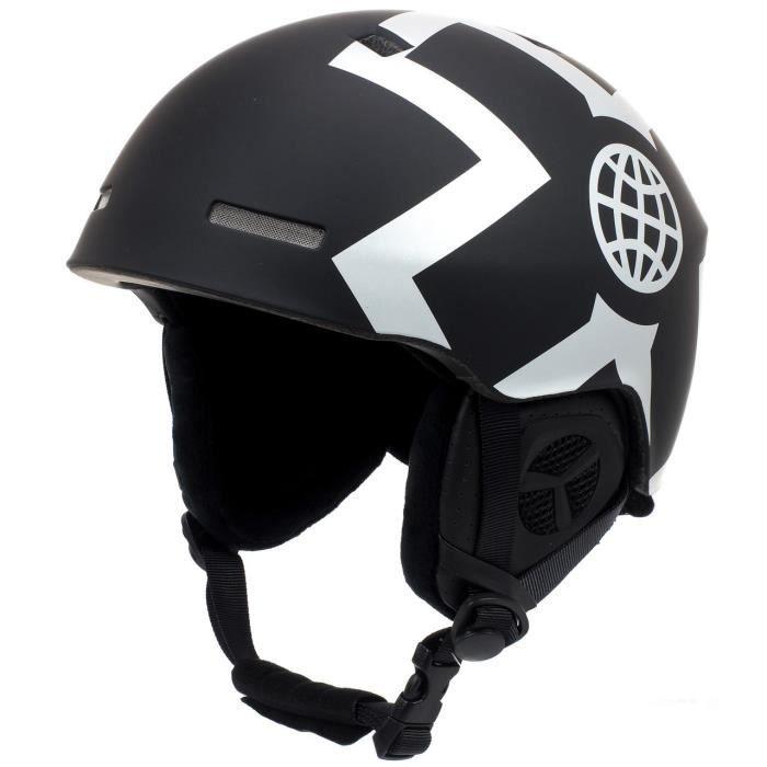 3ac1fcc714d1d7 Casque de ski Xg noir gris casque - X games - Prix pas cher - Cdiscount