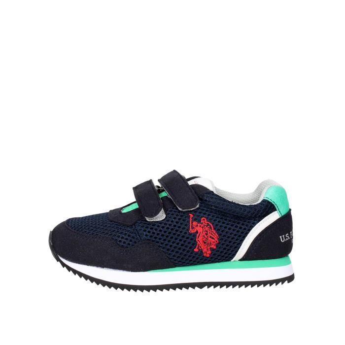 U.s. Polo Assn Sneakers Garçon Bleu, 39