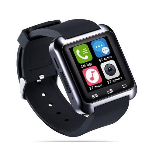 bluetooth puce u80 montre bt notification de l 39 anti perte mtk montre bracelet versez. Black Bedroom Furniture Sets. Home Design Ideas